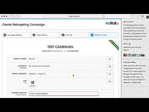Adroll Features & Drawbacks