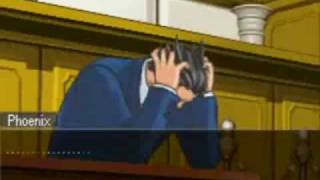 Repeat youtube video Phoenix Wright's Breakdown (With Music)