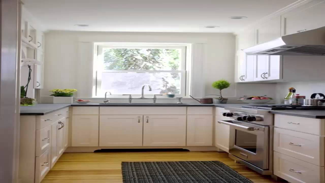 Very Small Kitchens Youtube