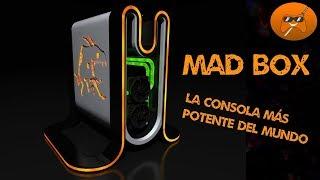 """Anunciada MAD BOX """"La CONSOLA más POTENTE jamás CREADA"""" + HITMAN HD Enhanced"""