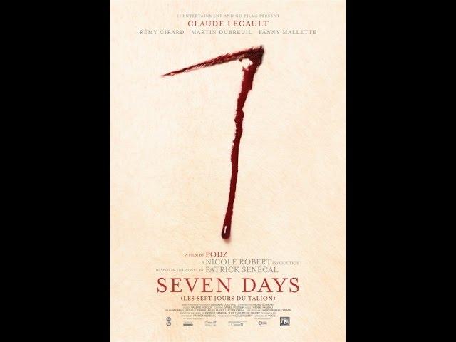 7 Days (2010) Trailer HD -7 Days (2010) Trailer HD