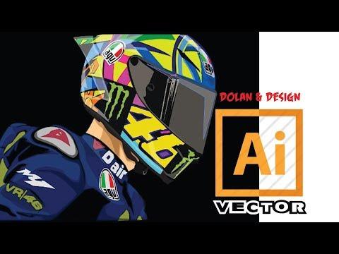 Vector Art menggunakan Adobe Illustrator thumbnail