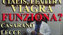 Levitra, Cialis, Viagra: Farmaci che funzionano per l'erezione?