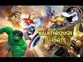 LEGO Marvel Super Heroes - Walkthrough 11� Parte in italiano