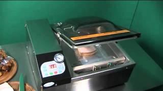 ALLPAX Kammer-Vakuummaschine SV 300 MINI   ALLPAX GmbH & Co KG