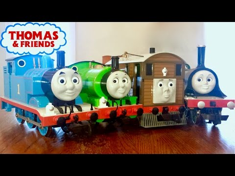 Modelling Railroad Toy Train-Thomas And Friends Train Collection – Bachmann Large Scale