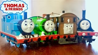 Thomas & Friends Train Collection - Bachmann Large Scale
