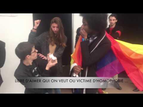 Ligne de démarcation (Amnesty à Paris 13)