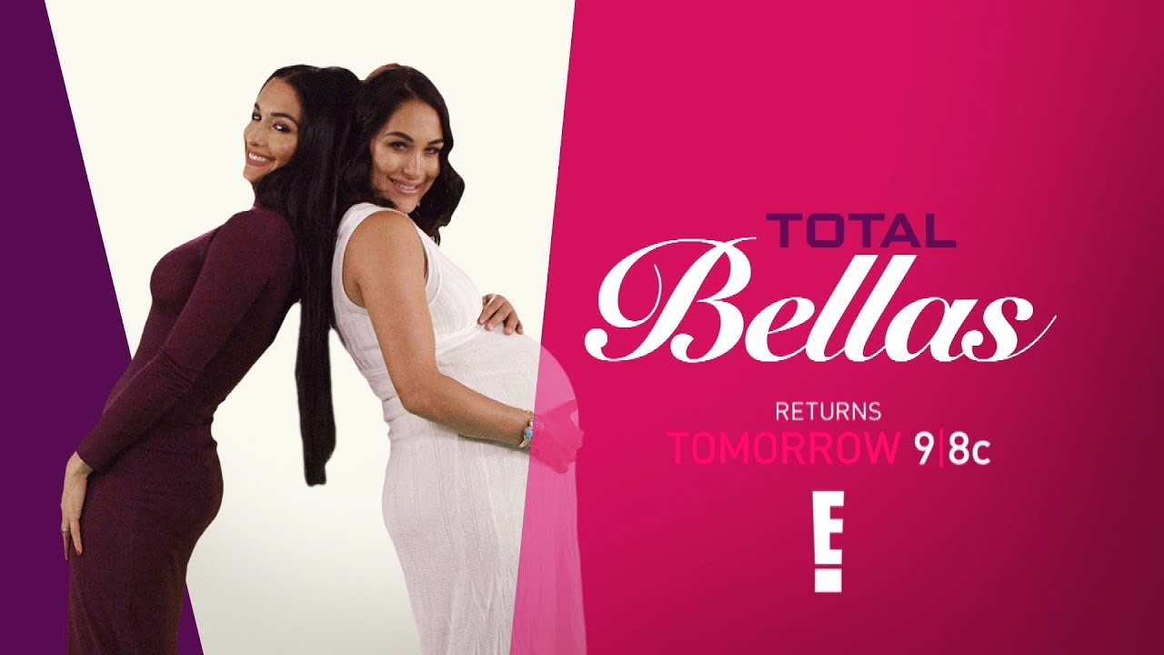 Total Bellas returns tomorrow on E! - YouTube