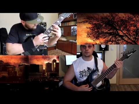 Unearth - Endless (Dual Guitar Cover)