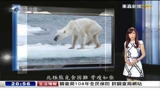 融化中的冰凍星球 - 聚焦北極
