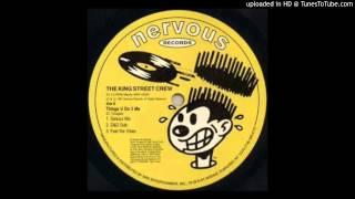 King Street Crew~Things U Do 2 Me [Danny Tenaglia's Salsoul Mix]