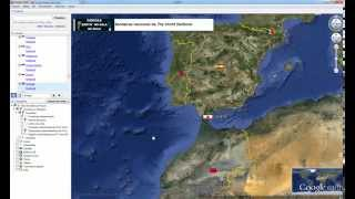 Google Earth na Sala de Aula - Bandeiras Nacionais do The World Factbook
