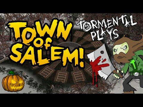 PBoobz | Town of Salem w/Friends