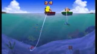 Lou and Toni Play: Mario Party (N64) - Part 2 - DK the idiot