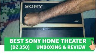 Sony dz350 home theatre