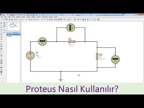 Proteus Nasıl Kullanılır?
