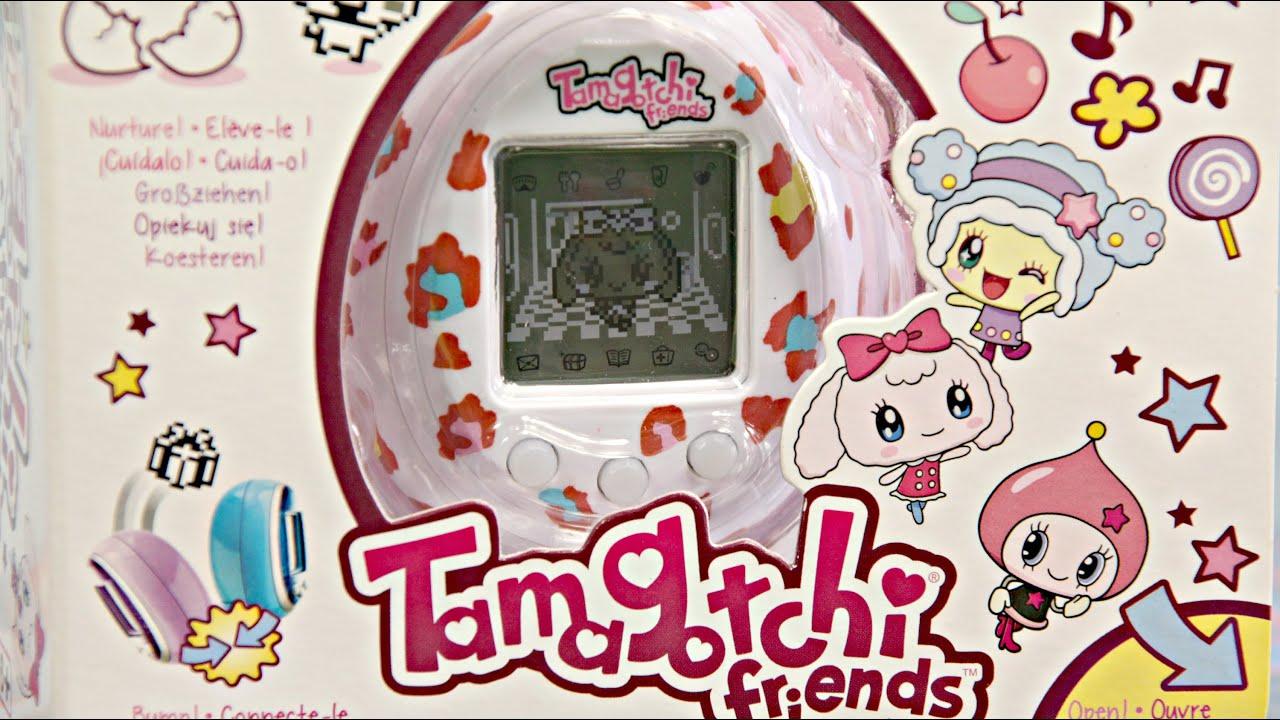 Zupełnie nowe Digital Friend / Zwierzątko - Tamagotchi Friends - Bandai - 37480 RW38