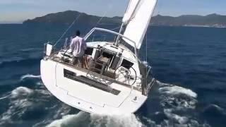 Парусная яхта Beneteau Oceanis 45(Обзор яхты Beneteau Oceanis 45, подробнее на http://proboating.ru/catalog/beneteau/oceanis-45., 2015-10-27T01:48:06.000Z)