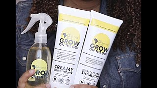 The Perfect Hair| Grow on the Go!