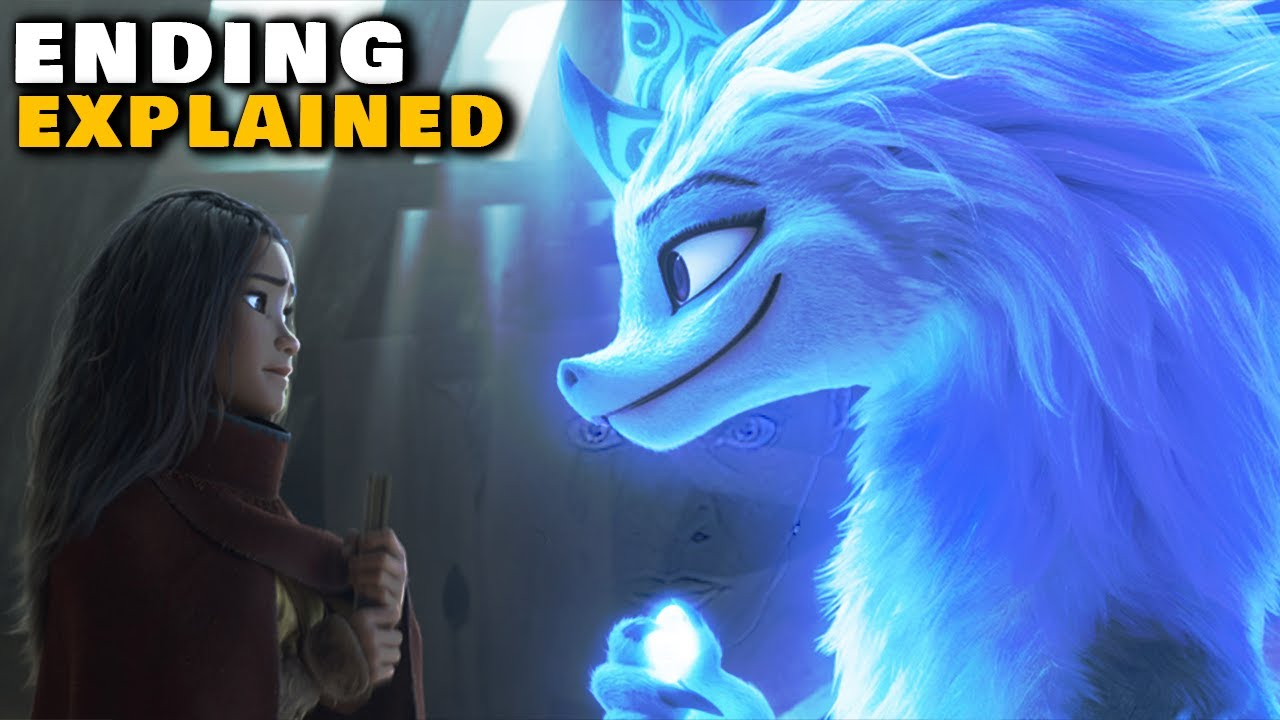 Download Raya and the Last Dragon Detailed Ending Explained