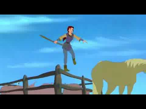 Quest for Camelot - On My Father's Wings - English