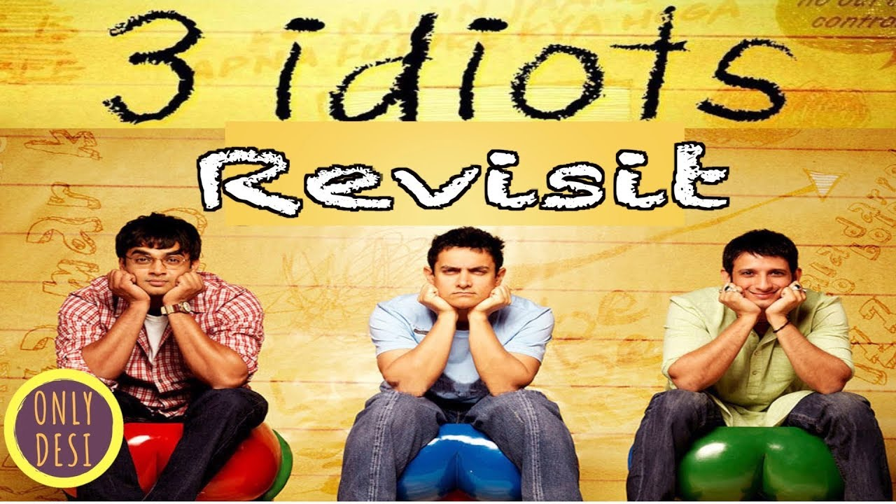 3 idiots : The Revisit - YouTu...