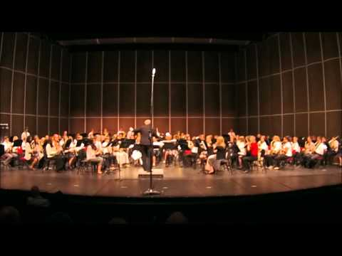 Above the World WCSD DSU Middle School Honor Band 2016