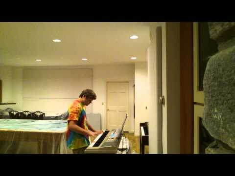 Criminal Minds Theme- Piano
