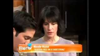 Nicole Hunn's Makes Yeast-free Glazed Doughnuts And Cheesecake Cookies