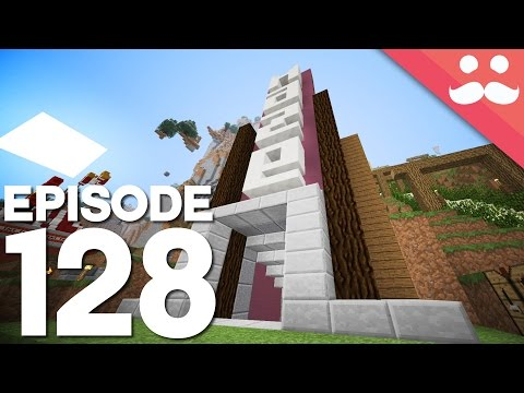 Hermitcraft 3: Episode 128 - The Grand Labrynth Project!