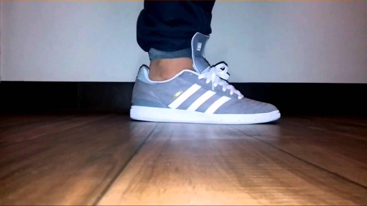 Adidas Busenitz On Feet. - YouTube