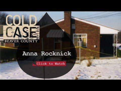 Cold Case Beaver County - Anna Rocknick