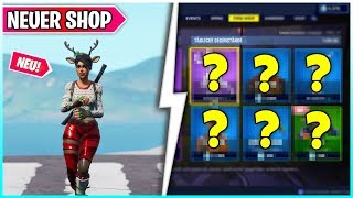 😱 BACK! Christmas skin the 12.01 Fortnite shop 🛒 Fortnite Battle Royale & save the world