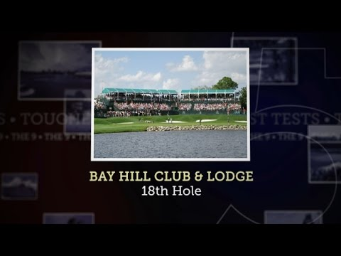 Tough Test: No. 18 at Bay Hill Club and Lodge