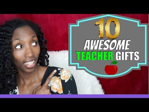 10 Great Male Teacher GIFT IDEA'S for  under $10 | End of School Year