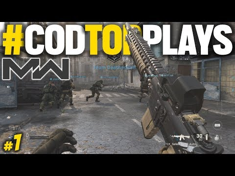 Modern Warfare TOP PLAYS #CODTopPlays | Episode 1