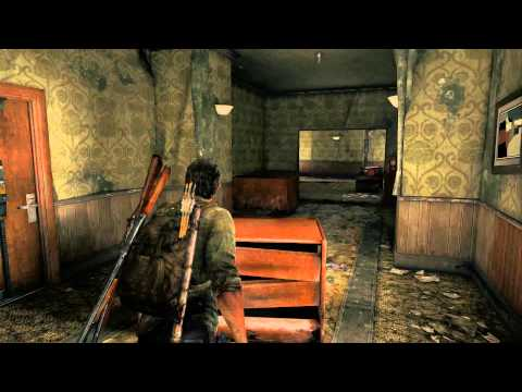 The Last Of Us: Remastered | Chapter 5: Pittsburgh 2/4 - Hotel Lobby [GROUNDED]