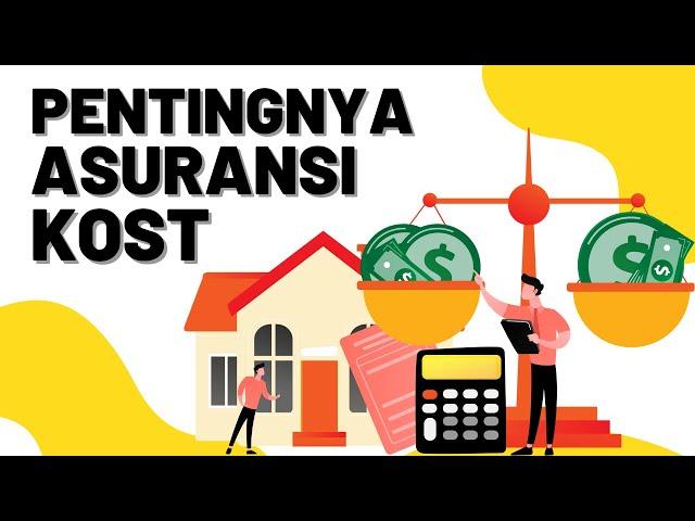 3 Jenis Asuransi Yang Harus Dimiliki Pemilik Properti Kost #Asuransi