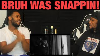NoCap - Drown Iฑ My Styrofoam   Official Music Video   FIRST REACTION