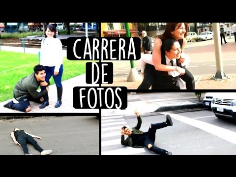 Carrera de Fotos EXTREMA + SORTEO INTERNACIONAL | Alejo&Mafe