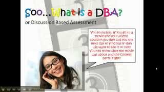 Repeat youtube video What is a DBA?