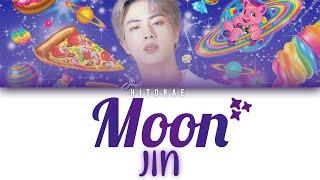 Gambar cover BTS(방탄소년단) - MOON COLOR CODED LYRICS HAN/ROM/ENG