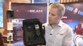 Iridium Product Demo - Beam Communications Satellite Docking Stations