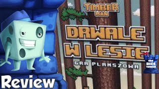 Timberman Review - with Tom Vasel