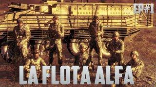 ARMA 2: La Flota Alfa: Punto de Control #1 por KERNEL404 (Live Gameplay/Comentado)