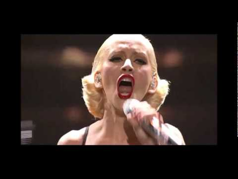 Christina Aguilera - 10 Of Her Best Live Performance (Vocals)