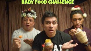 baby food habanero pepper challenge