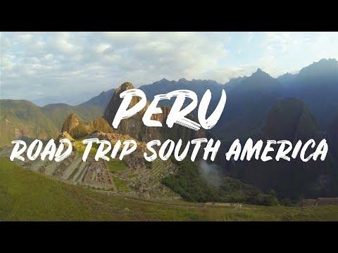 Peru / Machu Picchu - Road Trip South America