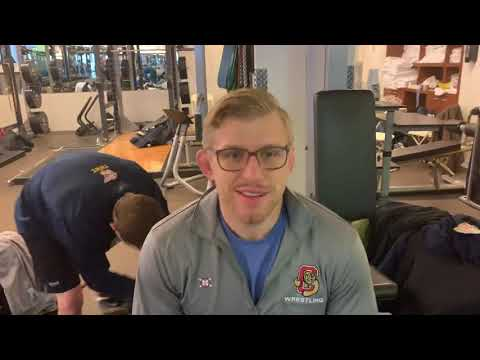 Two-time World Champion Kyle Dake Is Coaching At The Bill Farrell